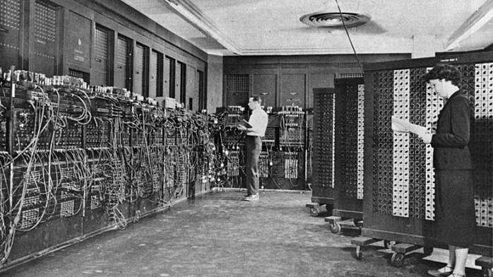Eniac Early Computing