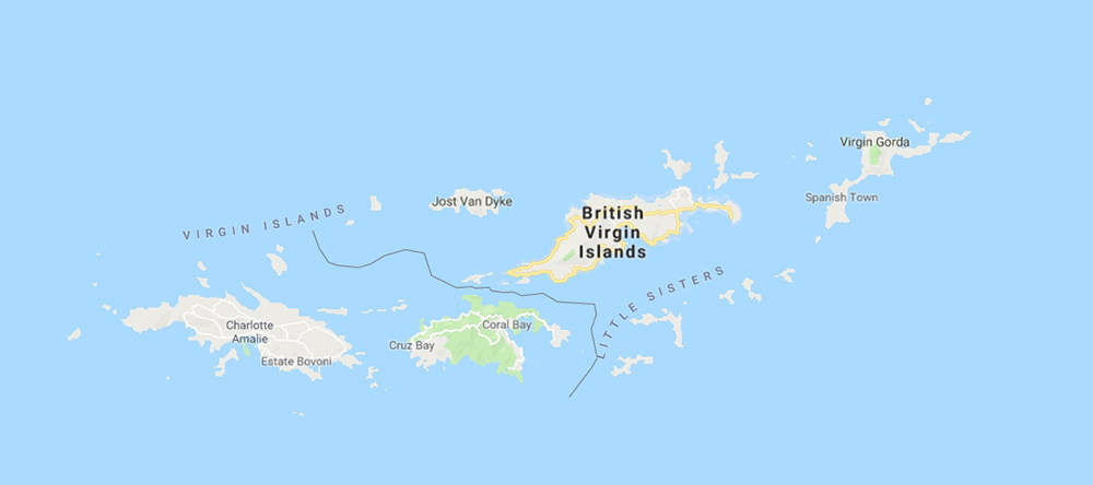 ExpressVPN - British Virgin Islands