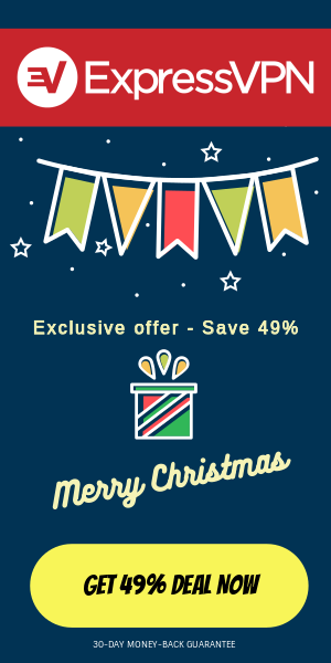 ExpressVPN Christmas Deal