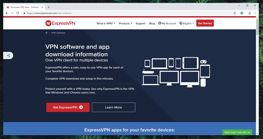 ExpressVPN - Supported Devices