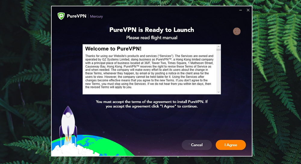 PureVPN Review - Terms of Use