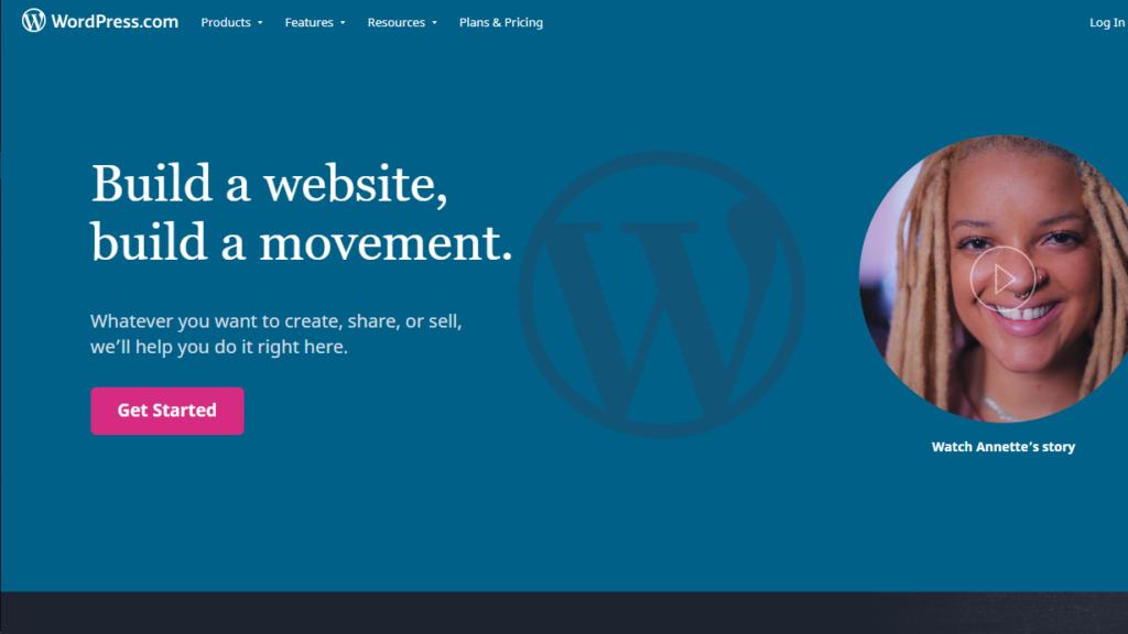 Tumblr Alternatives - WordPress
