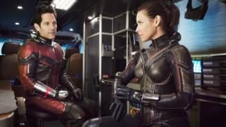 Ant Man lands on Netflix