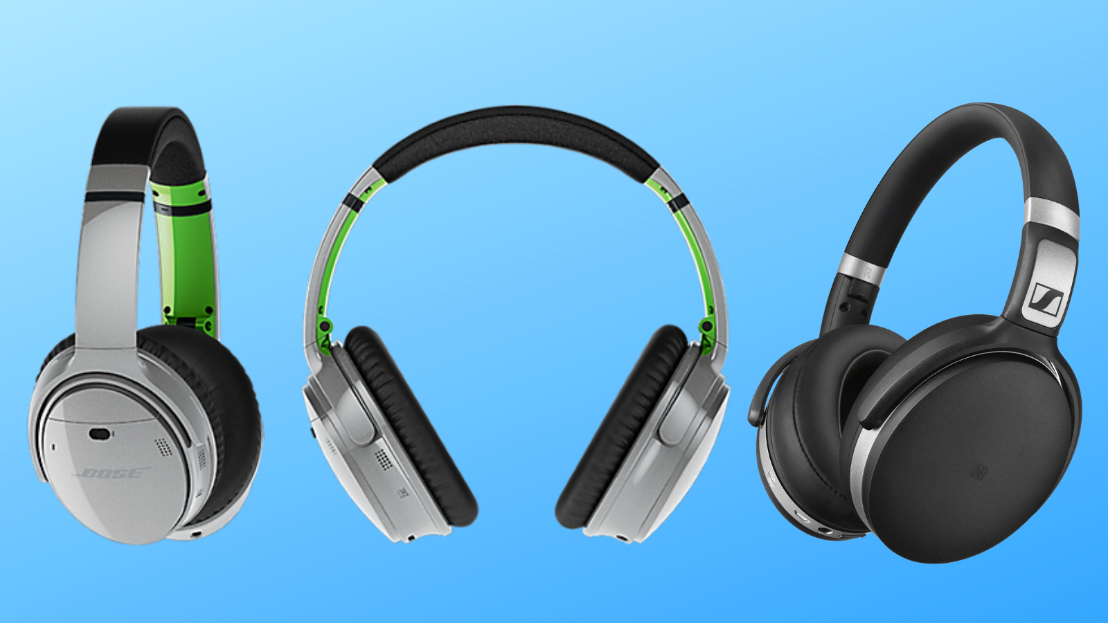 The Best Noise Canceling Headphones For Distraction Free Listening