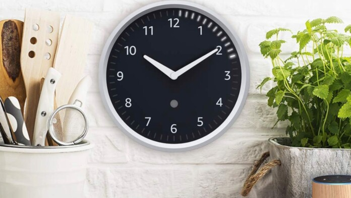 Connectivity Issues forces Amazon to Halts Sales of Its Echo Wall Clock