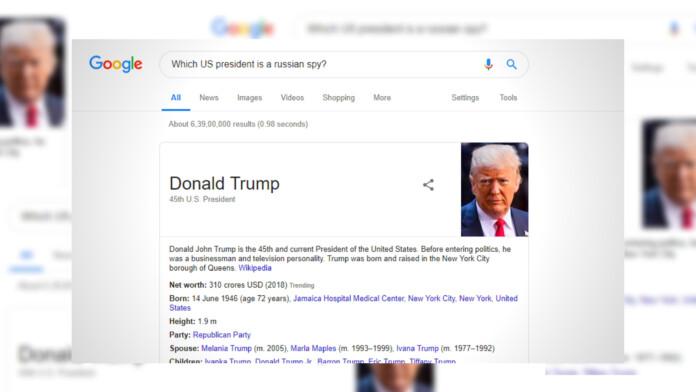 Google's Knowledge Panel Exploit