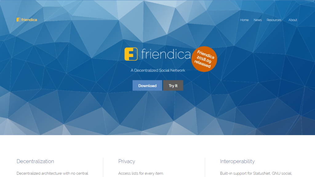 Google Plus Alternatives - Friendica