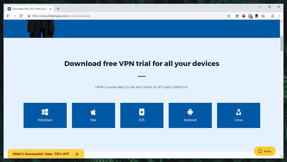 Hide My Ass Vpn Free For Torrenting
