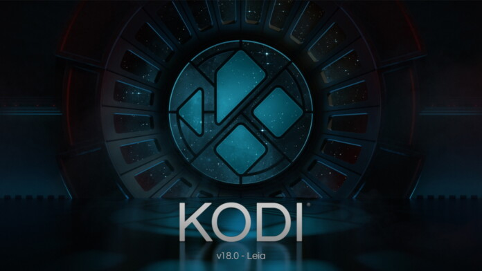 Kodi 18.0 Leia Final Version