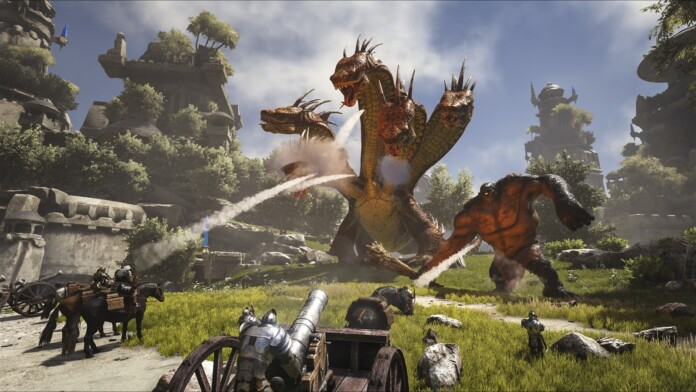 MMORPG ATLAS Taken Down Twice Due to Players Using Server Exploits