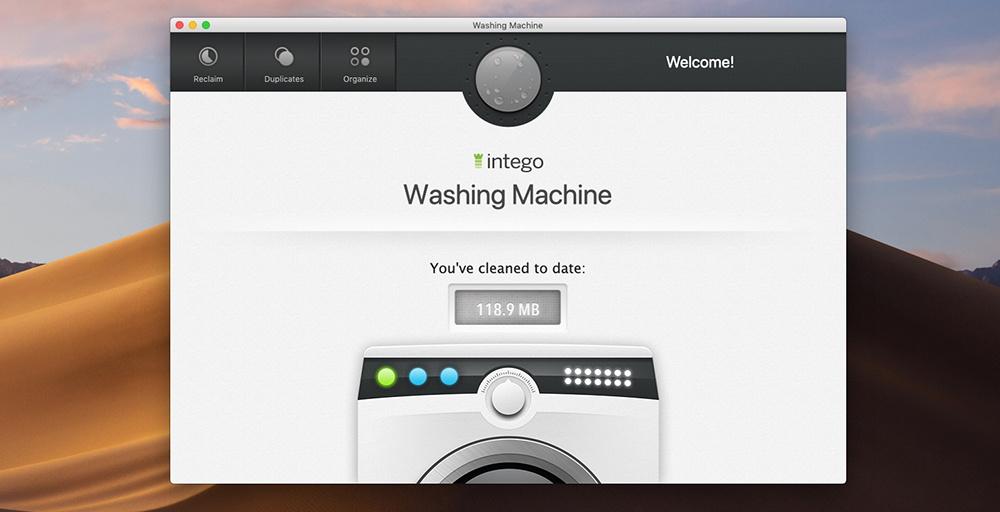 Mac Premium Bundle X9 - Washing Machine Interface