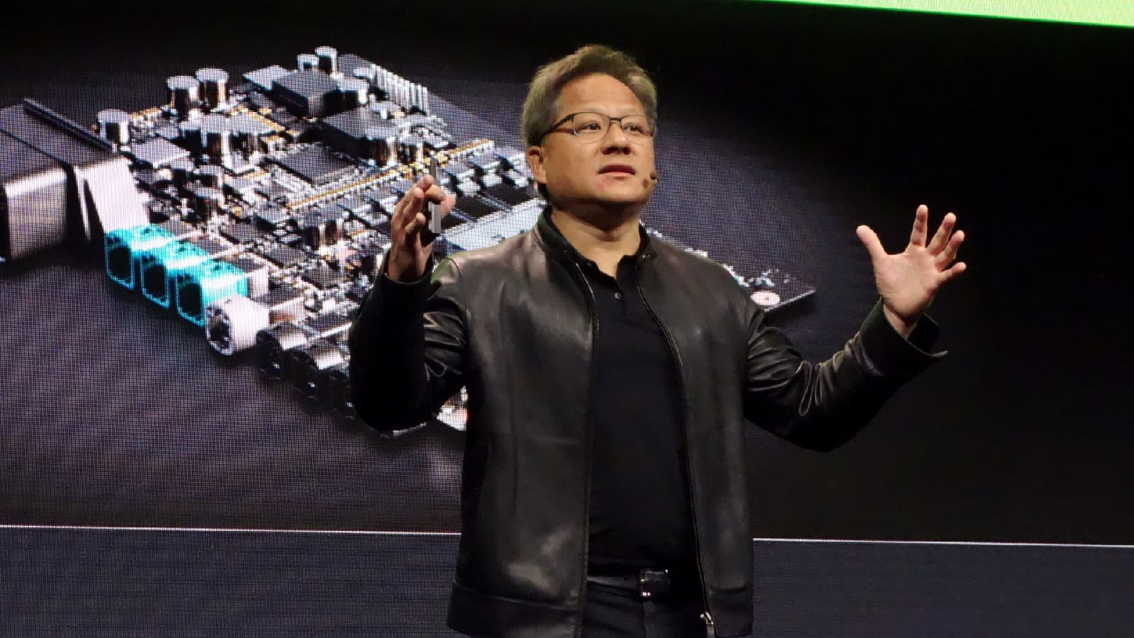Nvidia S Ceo Says Moore S Law Is Dead In Ces 2019
