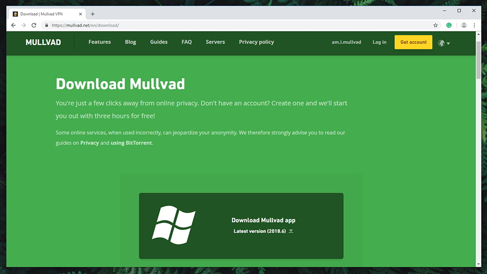 Mullvad VPN Review - Supported Platforms