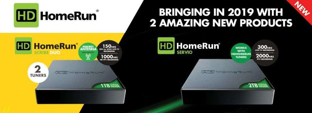 SiliconDust HD HomeRun