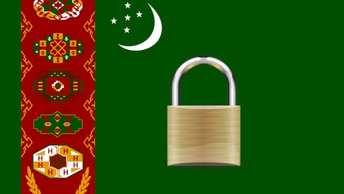 turkmenistan lock