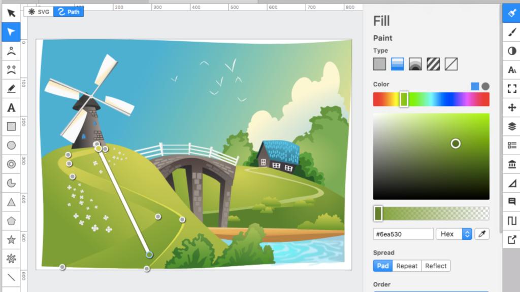 Adobe Illustrator Alternatives - BoxySVG