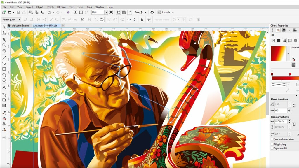 Adobe Illustrator Alternatives - CorelDRAW Graphics Suite