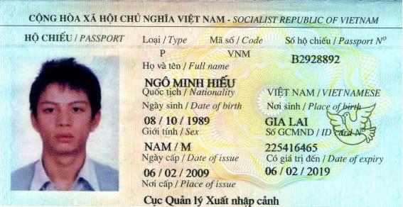 Hieu Minh Ngo