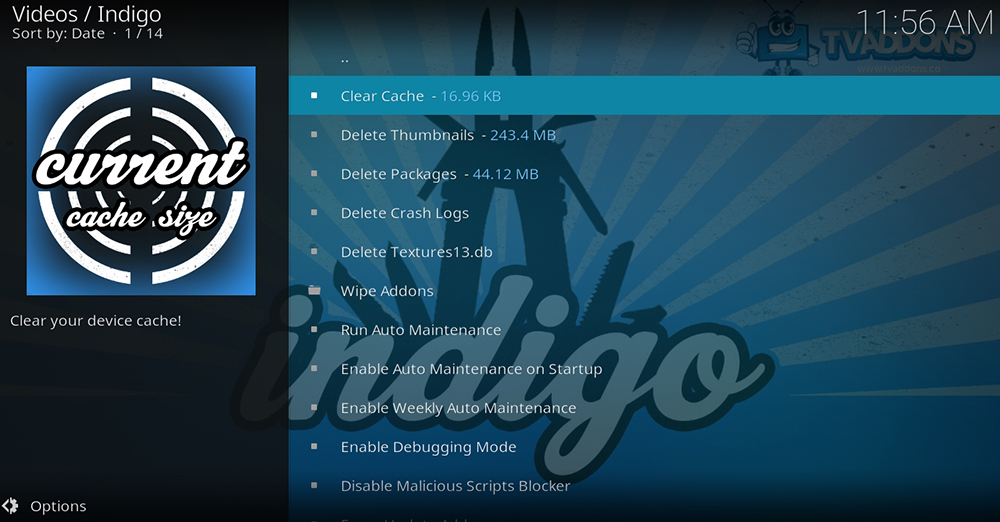 How To Clear Cache On Kodi & Resolve Playback Problems