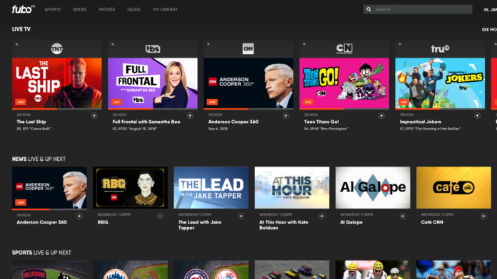 fuboTV signs deal with Viacom, gets more channels