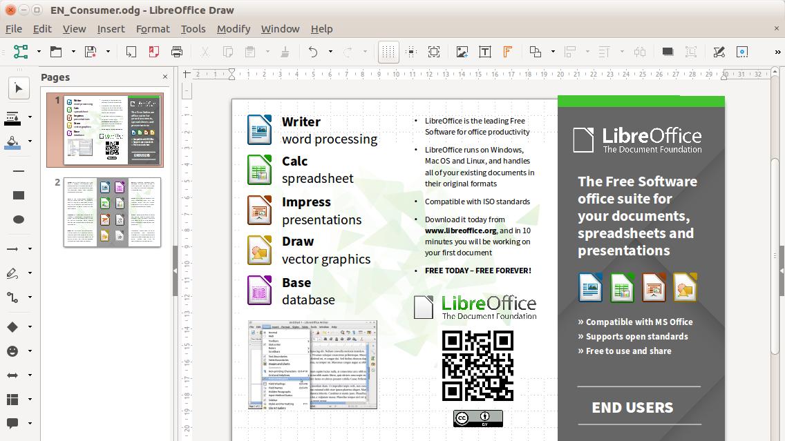 Libreoffice Writer Microsoft Word