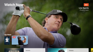 fuboTV integrates with Apple TV app