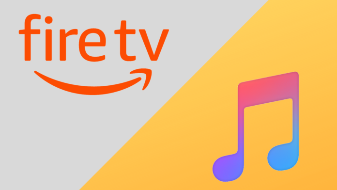 Apple Music FireTV