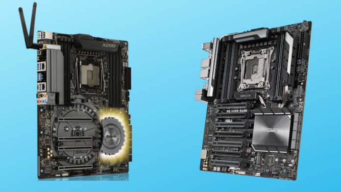 The Best X299 Motherboards to Buy in 2019