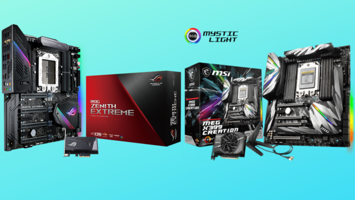 The Best X399 Motherboards to Buy in 2019