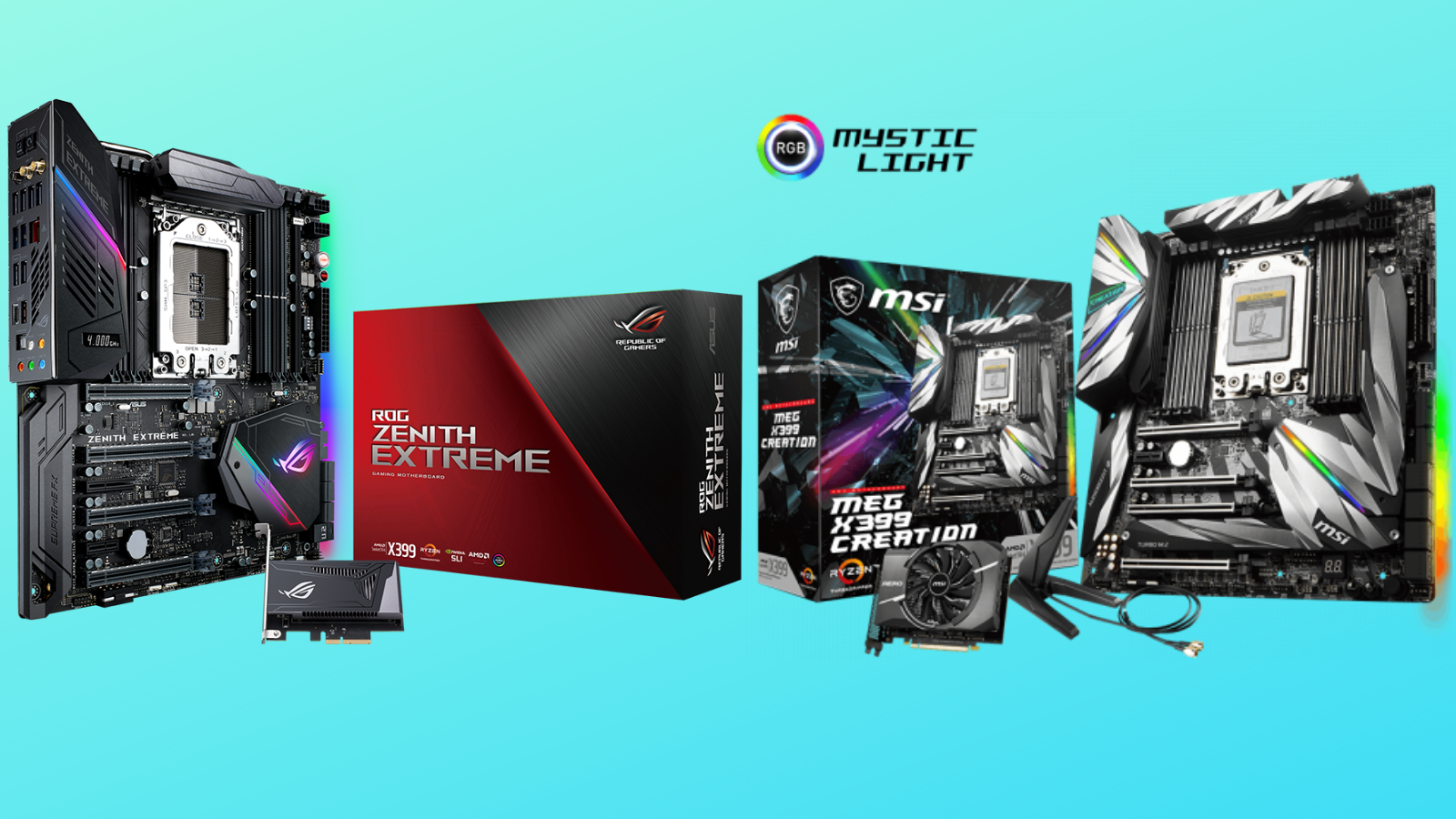 The Best X399 Motherboards To Buy In 2020 For Amd Threadripper Cpus