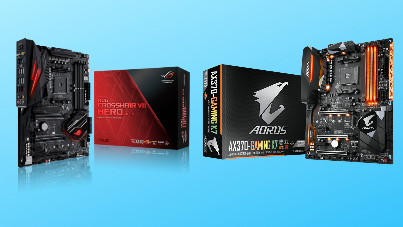 The Best X470 Motherboards to Buy in 2019 For AMD Ryzen CPUs