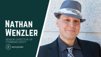 Nathan Wenzler - Senior Director of Cybersecurity