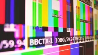 TV Broadcast Error
