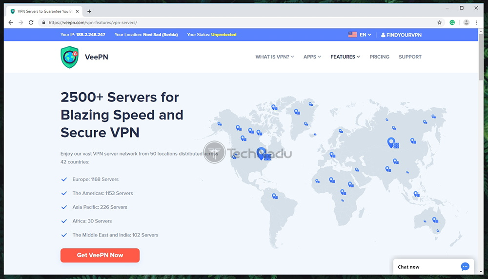 VeePN Review – Various Software Issues & Incredibly Slow