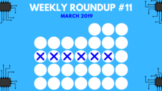 Weekly Roundup 11
