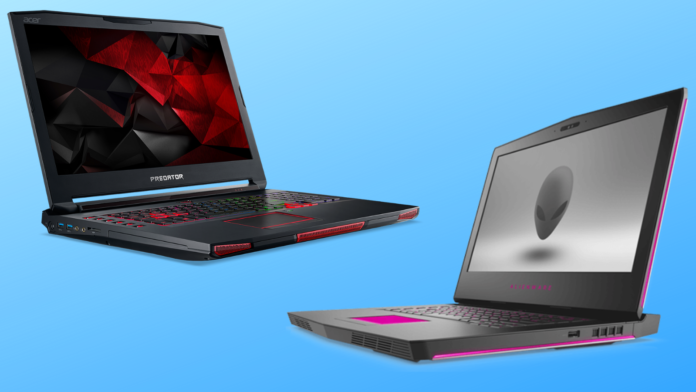 The Best Gaming Laptops under $1500 to Buy in 2019
