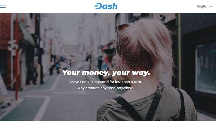 Dash Website