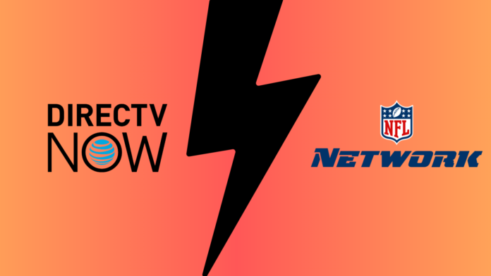 DirecTV Now looses NFL Network