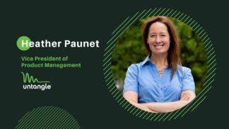 Heather Paunet at Untangle