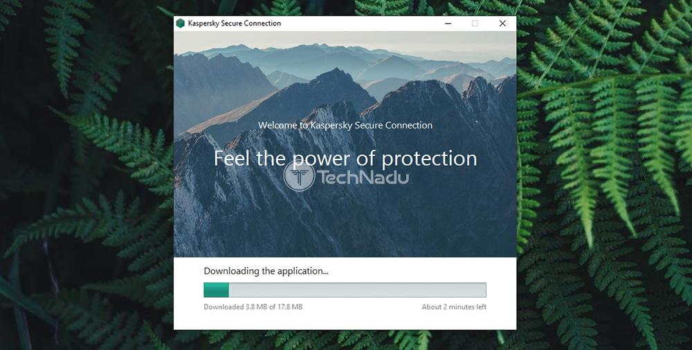 Kaspersky Secure Connection Application Download