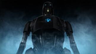 Kodi 18.2 Robot Logo
