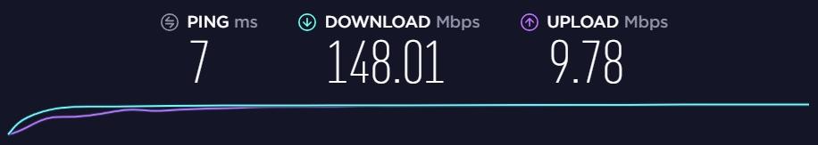 Namecheap VPN Baseline Speed
