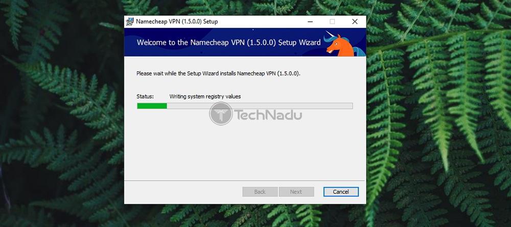 Namecheap VPN Installation