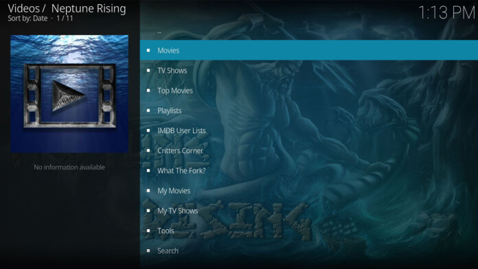11 Steps to install Neptune Rising Kodi Addon in 2019 (with Pictures)