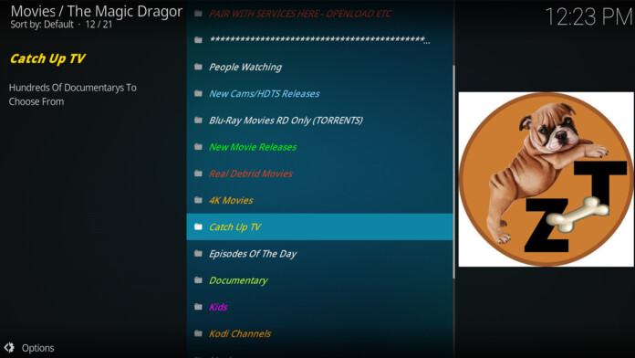 9 Steps to Install The Magic Dragon Kodi Addon in 2019 (with Pictures)