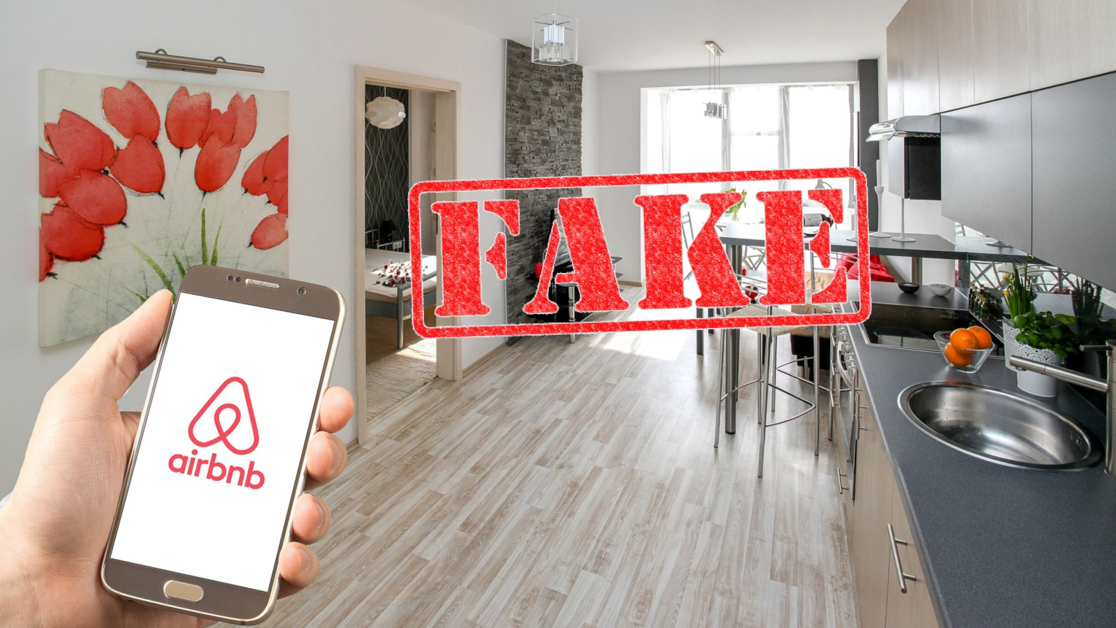 Airbnb Scamming Made Easier Through 'Land Lordz'