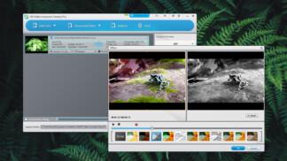 HD Video Converter Factory Pro User Interface