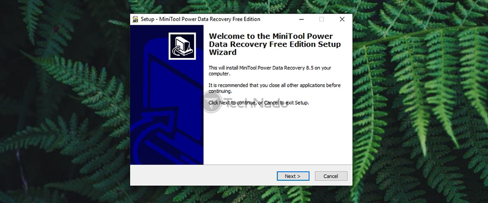 MiniTool Power Data Recovery Installation