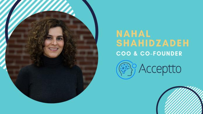 Nahal Shahidzadeh Acceptto