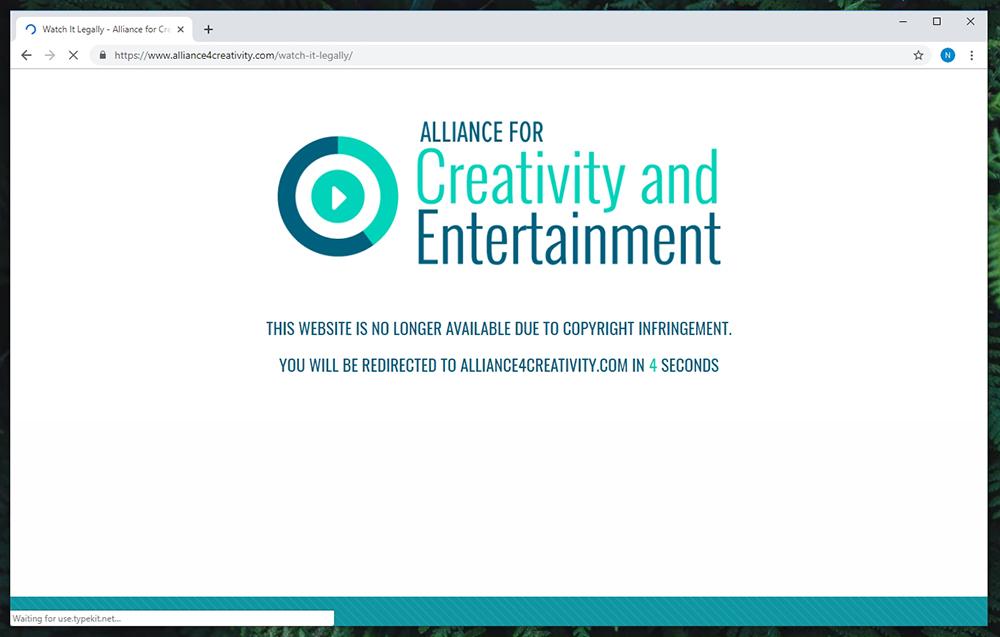 MPAA & ACE Shut Down OneStepTV com and Seize the Domain